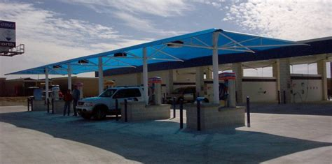 Car Wash Awnings by Commercial Gallery Shade N Net