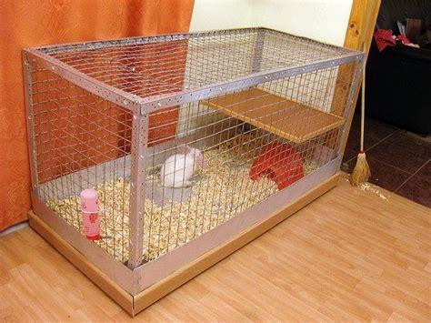 conejeras segunda mano 191 c 211 mo construir mi propia jaula