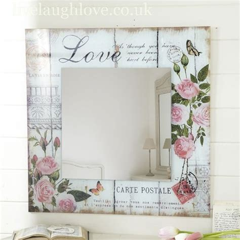 Decoupage Frames Ideas - decoupage en marcos de espejos y portaretratos decoupage