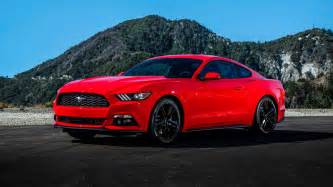 Ford Mustang Ecoboost 2016 Ford Mustang Ecoboost Review With Photos Specs And Price