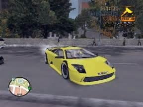 How Can I Get A Lamborghini Gta 3 How To Get A Lamborghini Gta 3 Lamborghini