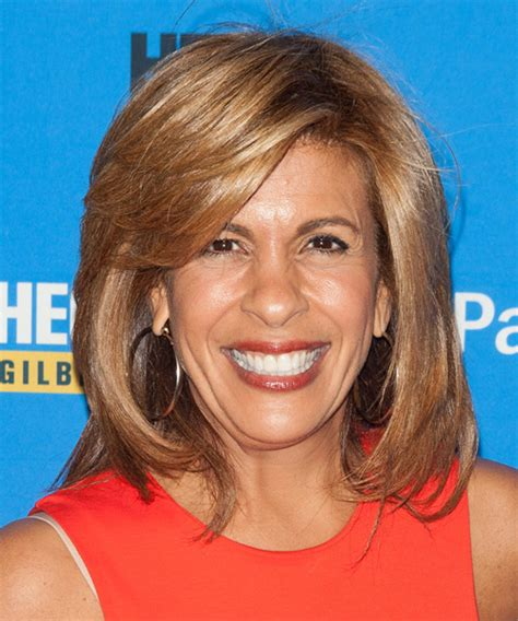 what does hoda kotb use on hair hoda kotb hairstyles for 2017 hairstyles by