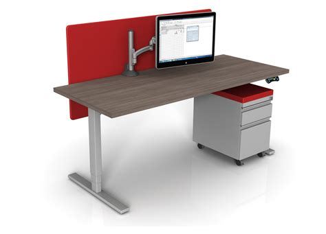 stand sit desk standing height desk sit and stand desk bases sit