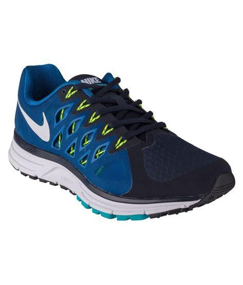 Nike Free Zoom Blue nike zoom vomero 9 blue running shoes buy nike zoom