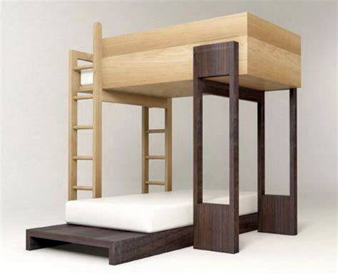 bunk bed modern 17 minimalist modern bunk bed designs