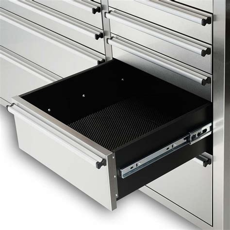 cheap stainless steel benches 11 drawer 84 inch stainless steel led tool bench uncle