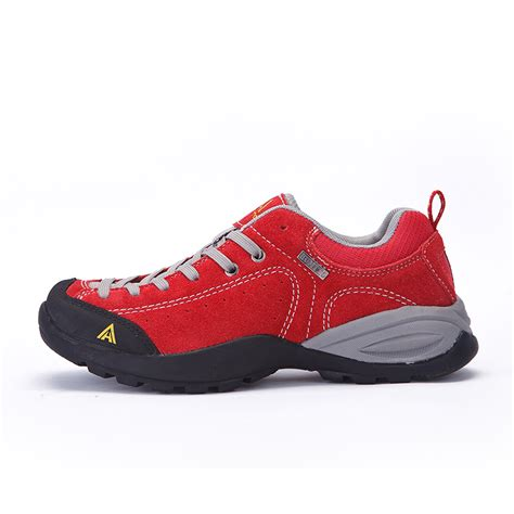 waterproof sneakers brand womens leahter waterproof outdoor hiking