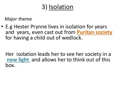 3 main themes of the scarlet letter the scarlet letter themes symbols