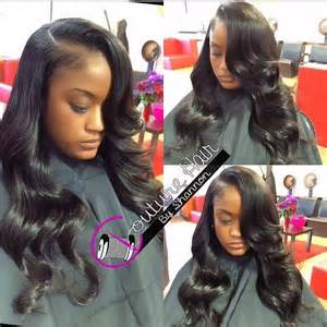partial sew in hairstyles for synthetic hair best 25 partial sew in ideas on pinterest sew in weave