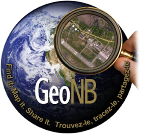 """geonb information about all things """"geographic"""" in new"""
