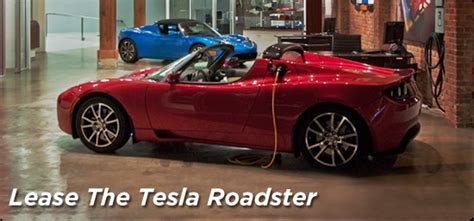lease a tesla roadster tesla roadster now available for lease the cargurus