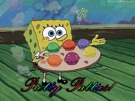colorful krabby patties ken je die gekleurde krabburger uit spongebob nog die