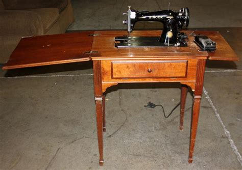 sewing machine cabinet singer antique singer sewing machine with cabinet antique furniture