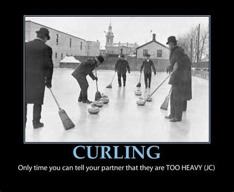 funny curling quotes quotesgram