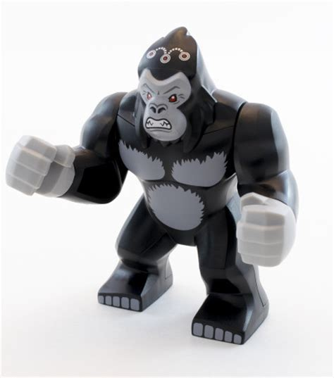 Lego Gorilla lego wars forum from bricks to bothans view topic review 76026 gorilla grodd goes
