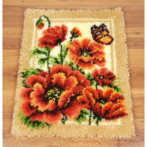 latch hook rug canvas 17 best ideas about latch hook rugs on rug diy rugs and rugs