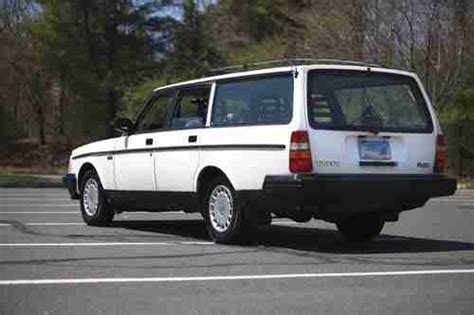 1992 volvo wagon find used 1992 volvo 240 wagon 4 door in farmington
