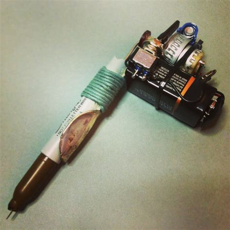 tattoo machine homemade 16 best images about homemade tattoo guns on pinterest