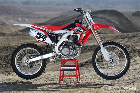 first motocross bike 2016 honda crf450r first ride motorcycle usa