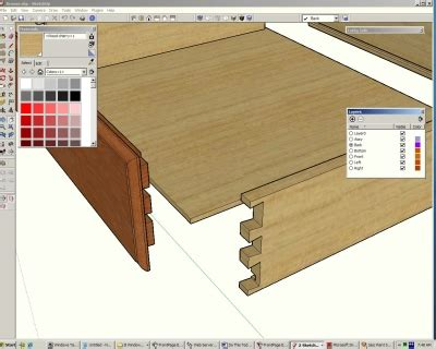 woodwork design software woodworking shop design software woodproject