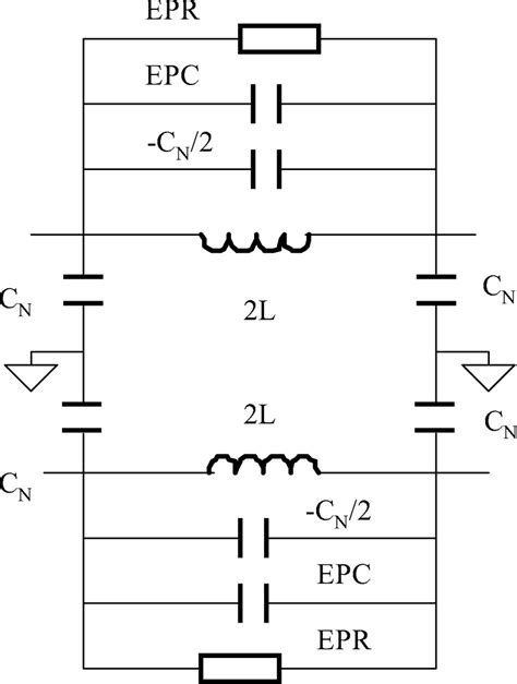 coupled inductor equivalent circuit inductor winding capacitance cancellation using capacitance concept for noise reduction