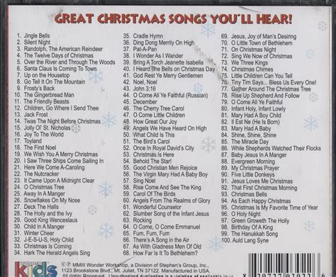christmas songs list doliquid