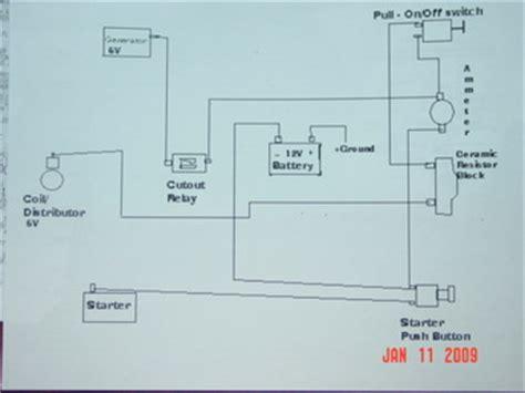 wiring diagram ford 9n 2n 8n forum yesterday s tractors
