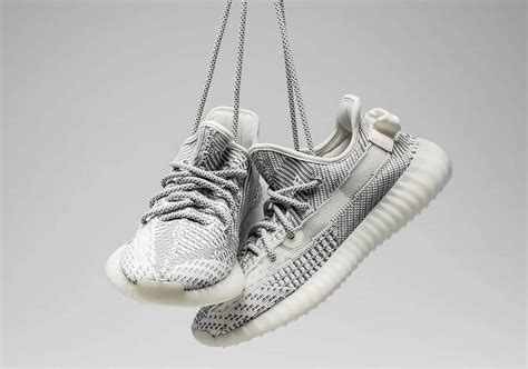 Adidas X Yeezy Boost 350 V2 Static Sneakers by Adidas Yeezy Boost 350 V2 Static Ef2905 Sneakernews