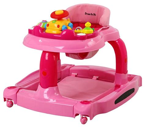 3 In 1 Activity Walker on me 3 in 1 baby tunes musical activity walker