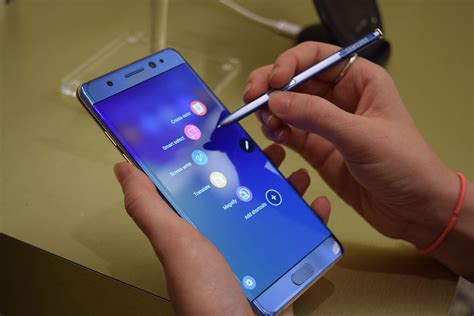 five things we about the galaxy note 7 digital trends