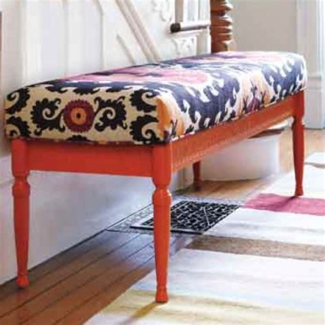 piano bench cushion pattern entry way bench i like the patterns cushion for the