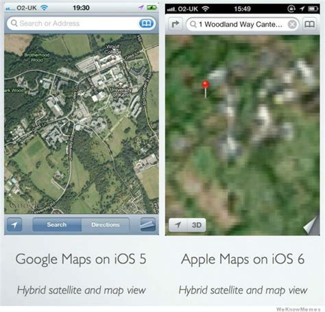 Apple Maps Meme - 25 funniest apple maps fails memes