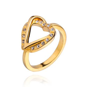 Simple Gold Ring Design by Shaped Simple Gold Ring Designs For