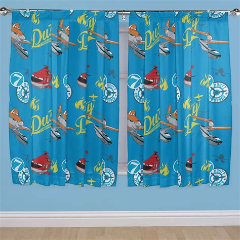 childrens curtains 90 drop kids disney and character curtains 54 72 inch drop