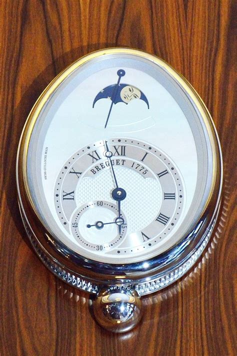 breguet donates clock   smith center