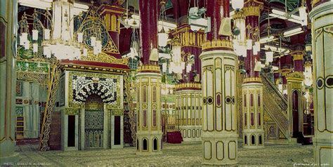 Karpet Masjid Madina kisah taman syurga bernama raudhah dan makam rasulullah