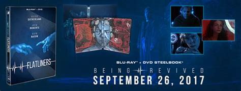 flatliners film analyse flatliners steelbook coming from mill creek zombies don