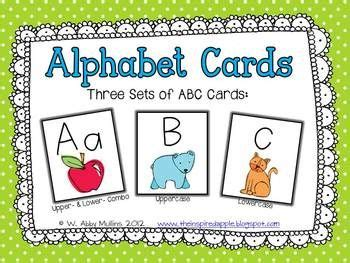 printable alphabet go fish cards alphabet cards 3 sets freebie wonder if i can make a go