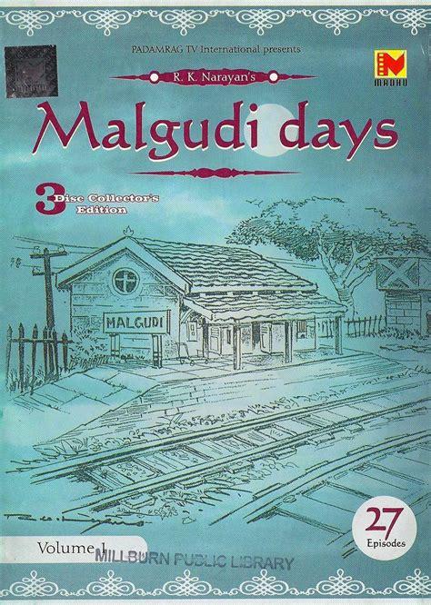 days bad days books r k narayan random digital thoughts