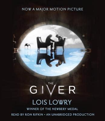 ker giv er read with your voice books the giver lois lowry 9780553397109