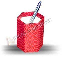 Pen Holder Tempat Pensil handmade paper stationery manufacturers of handmade paper pen holders