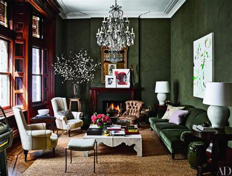 pictures  jessica chastains apartment popsugar home