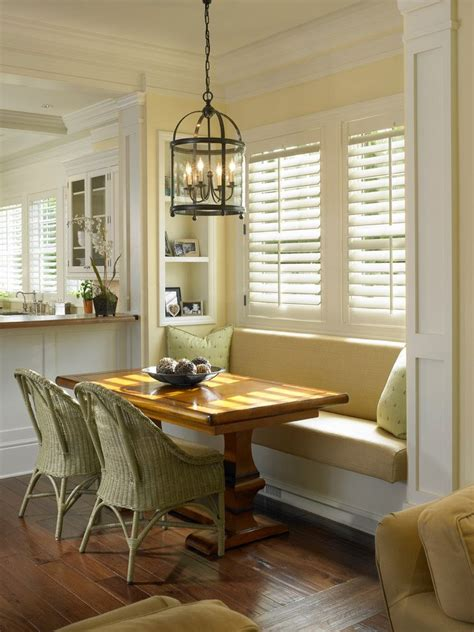 gorgeous built  kitchen bench image decor  dining room