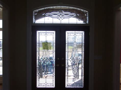 glass entry door glass inserts beveled glass front doors leaded stained glass entry