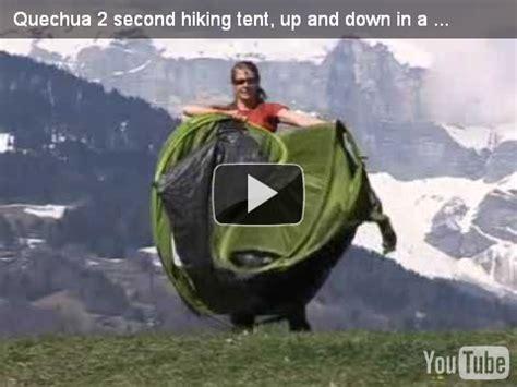 come si monta una tenda come montare una tenda quechua