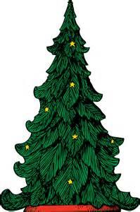 clipart christmas tree