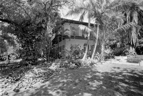 ernest hemingway house key west florida memory ernest hemingway house museum at 907 whitehead street key west florida