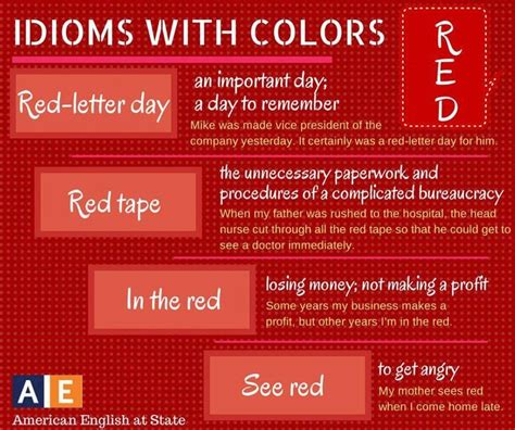 color idioms 241 best images about english idioms on pinterest