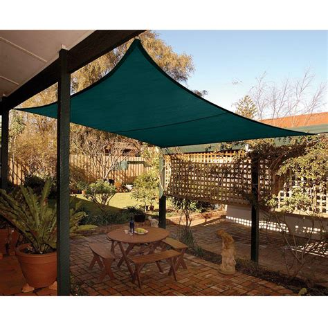 shade cover for patio quictent 13 x10 10 x15 20 x16 26 x20 rectangle sun