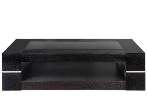 table basse shadow plateau en verre tremp 233 weng 233